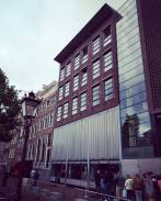 Exterior of Anne Frank House